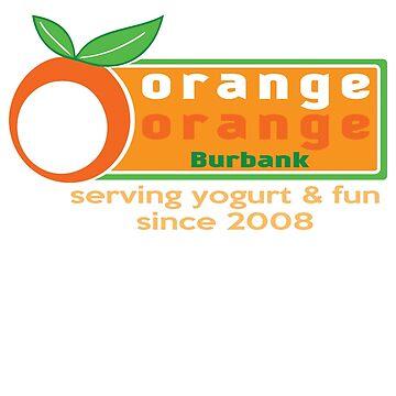 Serving Yogurt & Fun by johnbjwilson