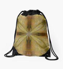 Hint Of Butterflies Drawstring Bag