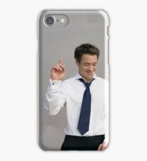 Yes Downey iPhone Case/Skin