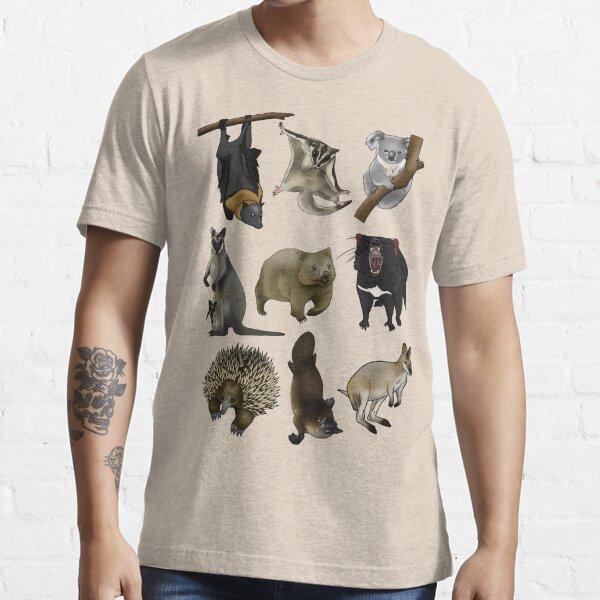 Aussie Animals Essential T-Shirt