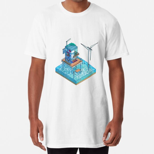 Summer Juusu Long T-Shirt