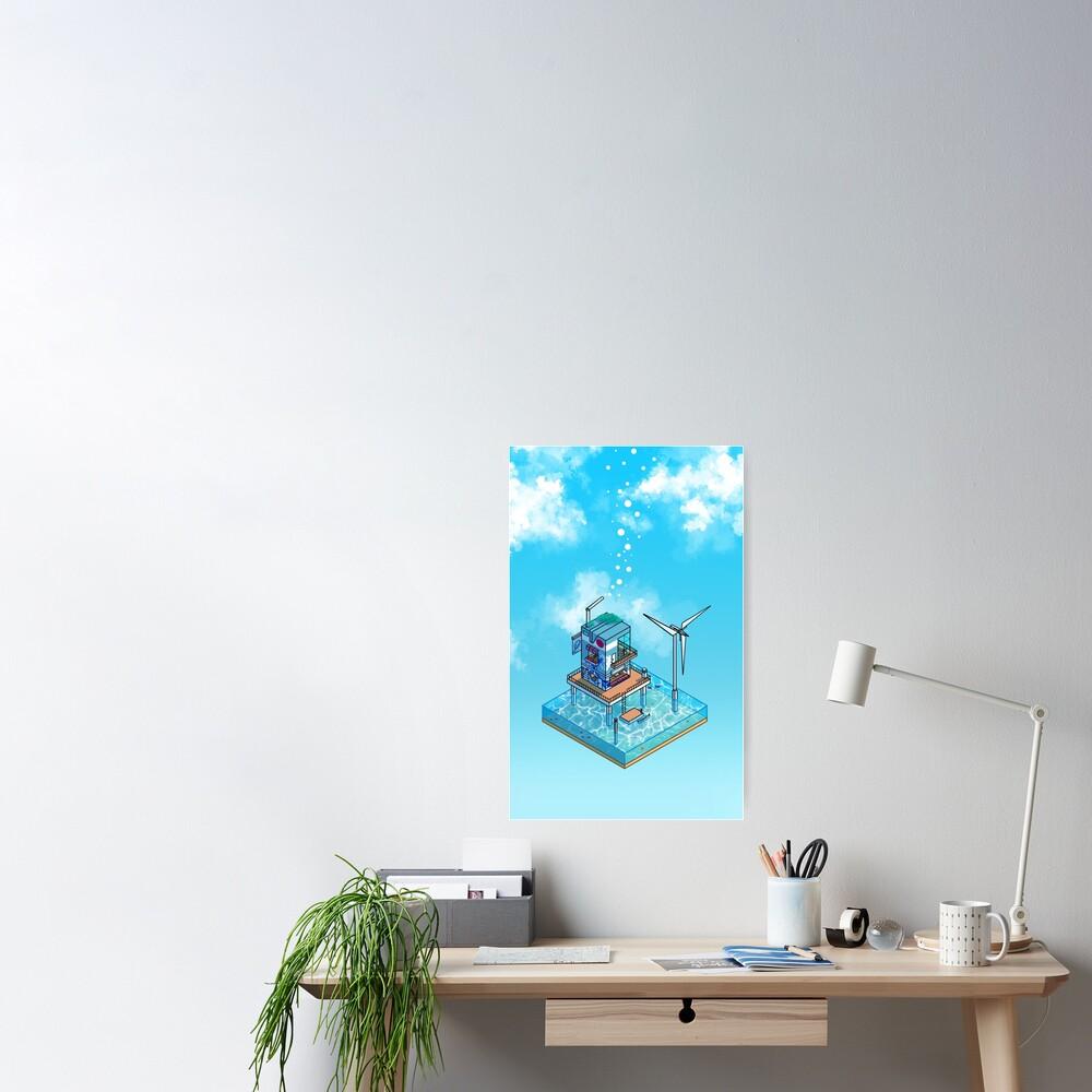 Summer Juusu Poster