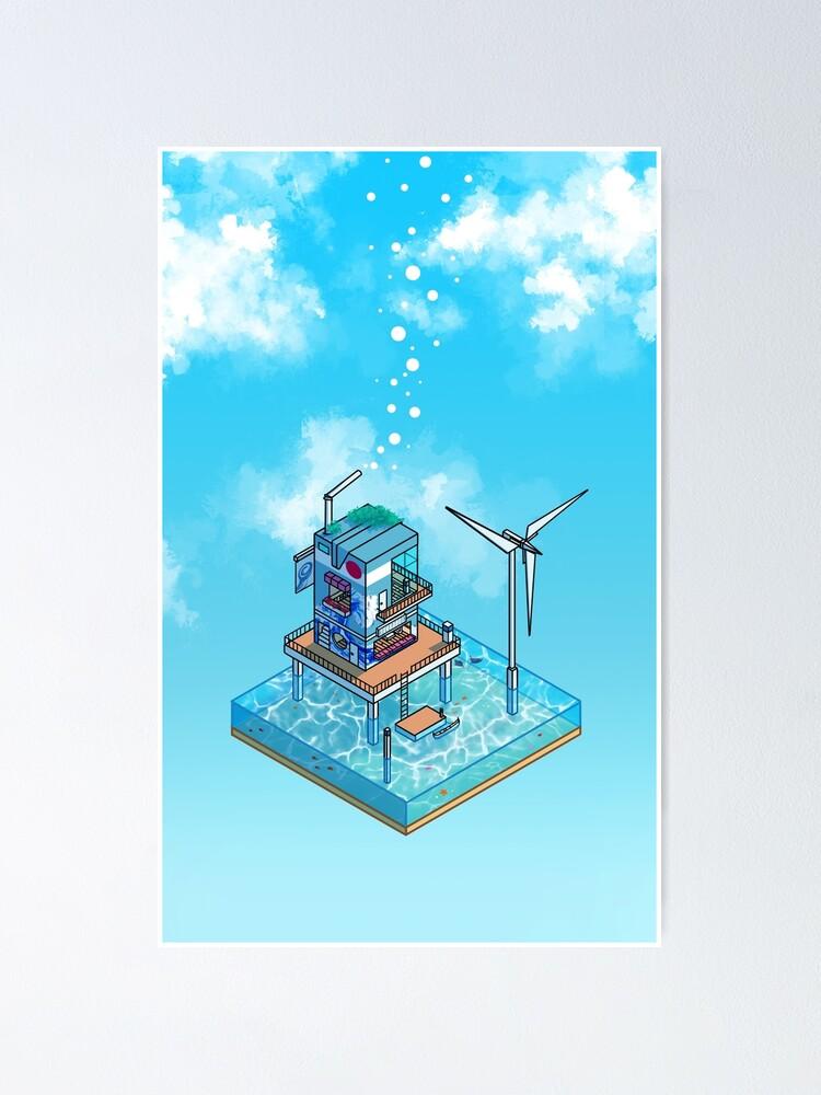 Alternate view of Summer Juusu Poster