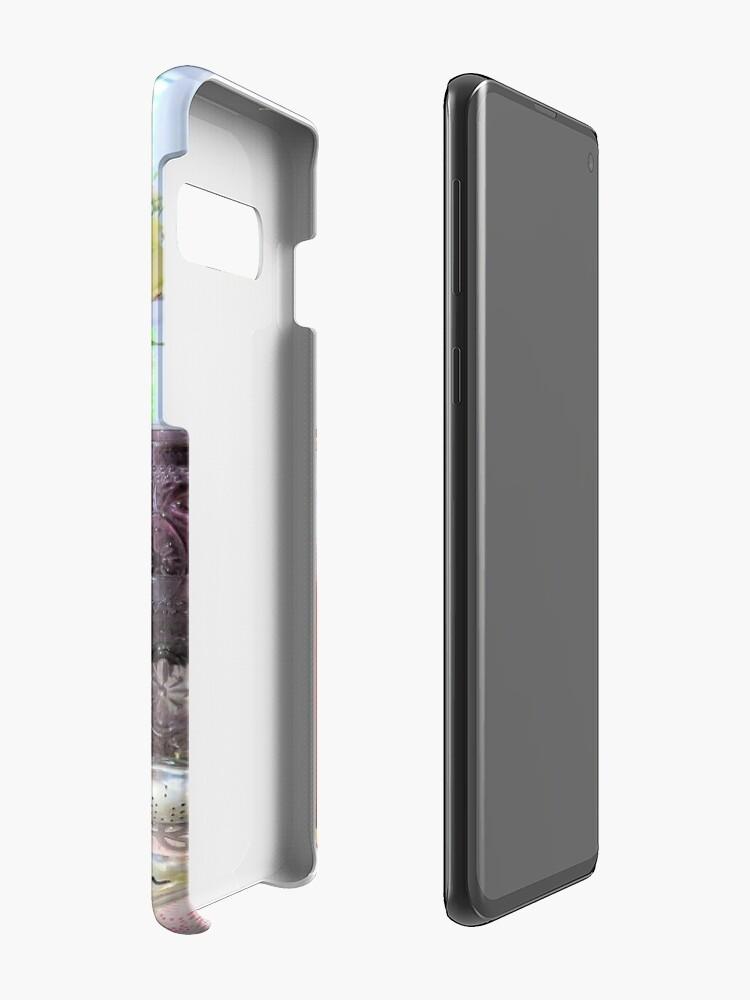 Alternate view of High Tea Case & Skin for Samsung Galaxy