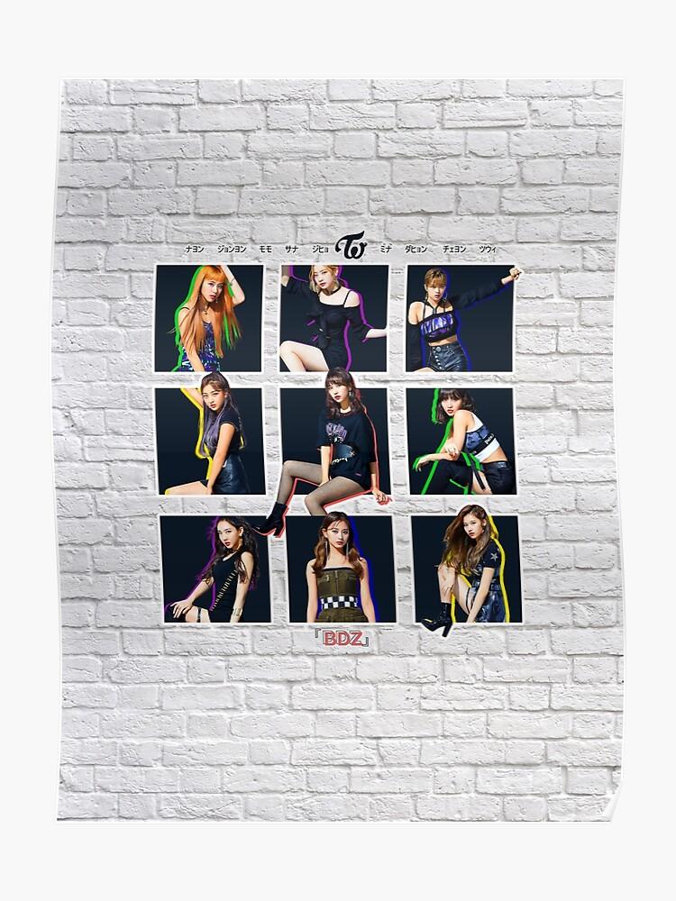 Twice - BDZ | Poster