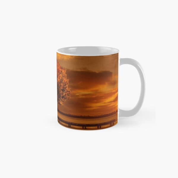 The Tree of Gratitude Classic Mug