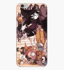 Grown up Hooky iPhone Case