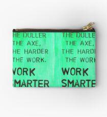 Worker smarter Studio Pouch