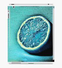 Funky Lemon iPad Case/Skin