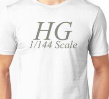 HG 1/144 Gundam Unisex T-Shirt