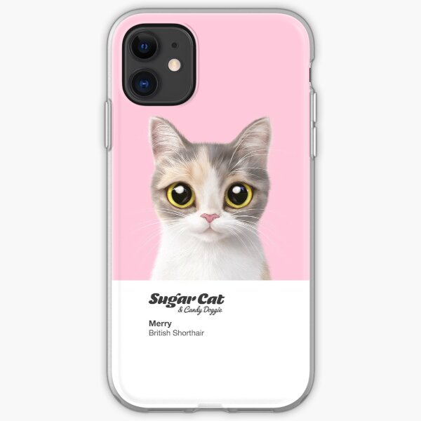 Merry iPhone Soft Case