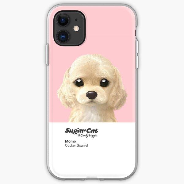 Momo the Cocker Spaniel iPhone Soft Case