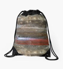 Red Sea Drawstring Bag