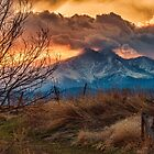 Sunset Cloud Dance by Gregory J Summers