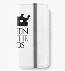 Queen of the Rods, #Rods  iPhone Wallet/Case/Skin