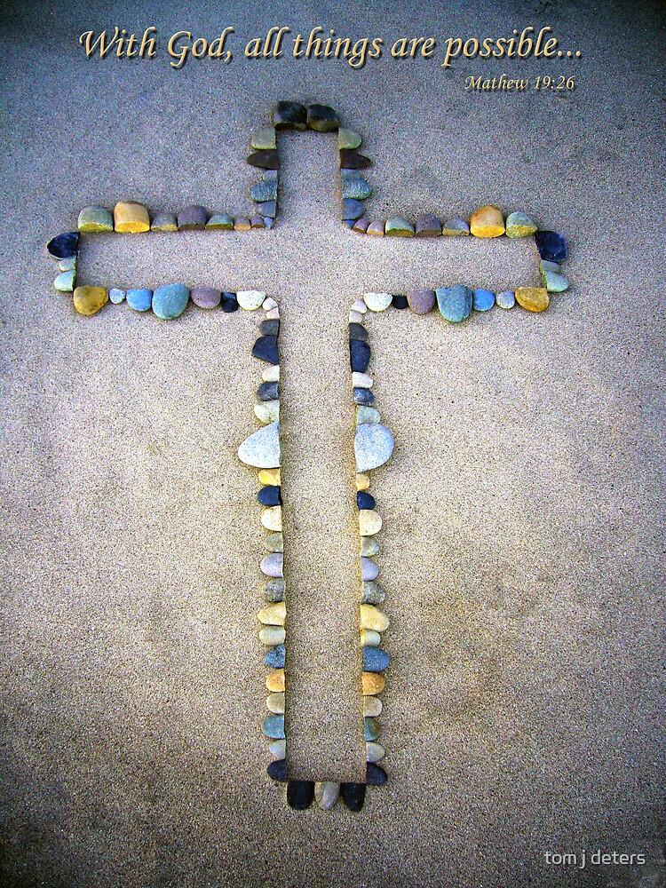 Rock Cross by Tom Deters
