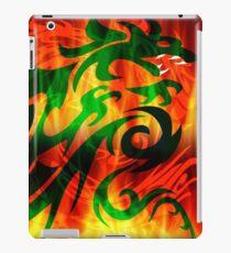 DRAGON IN FLAME iPad Case/Skin
