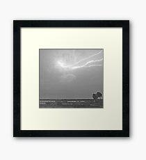 Afternoon lights Framed Print