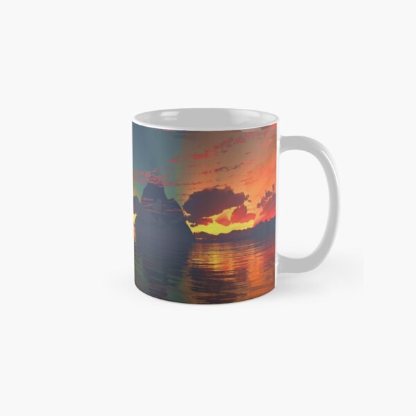 """The One Light"" Classic Mug"