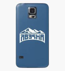 Blue Peaks Tee - Inkline (Splatoon 2) Case/Skin for Samsung Galaxy