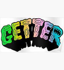 Getter Logo Trypp Poster