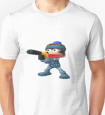 Solid Snake Ape Escape Unisex T-Shirt