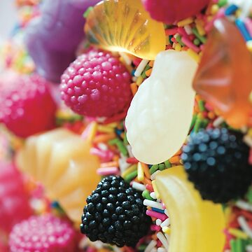 Confetti Fruits by Harou