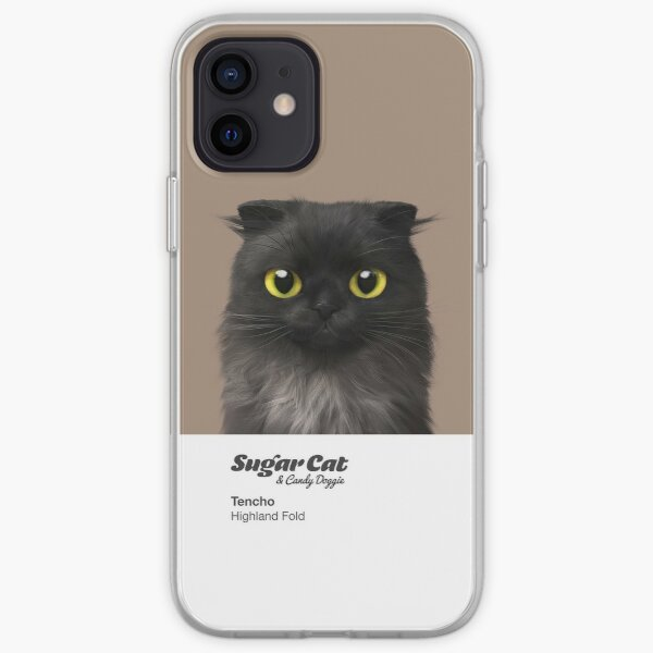 Tencho iPhone Soft Case