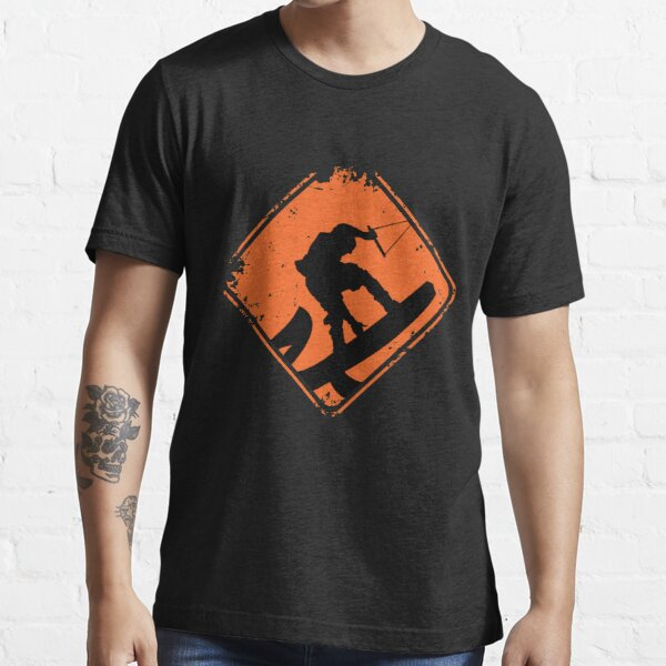 Wakeboard Sign. Essential T-Shirt