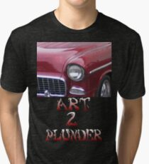 Classics 4-Red Tri-blend T-Shirt