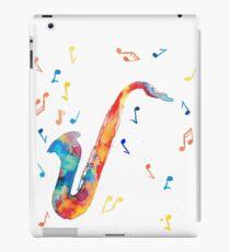 Saxophone iPad Case/Skin
