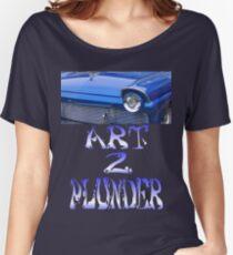 Classics 5-Blue Women's Relaxed Fit T-Shirt