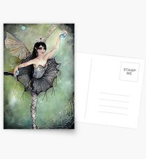 Arabella The Spider Faerie Postcards