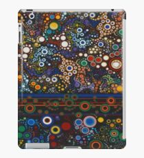 Tapastry Abstract Lace Patterns iPad Case/Skin