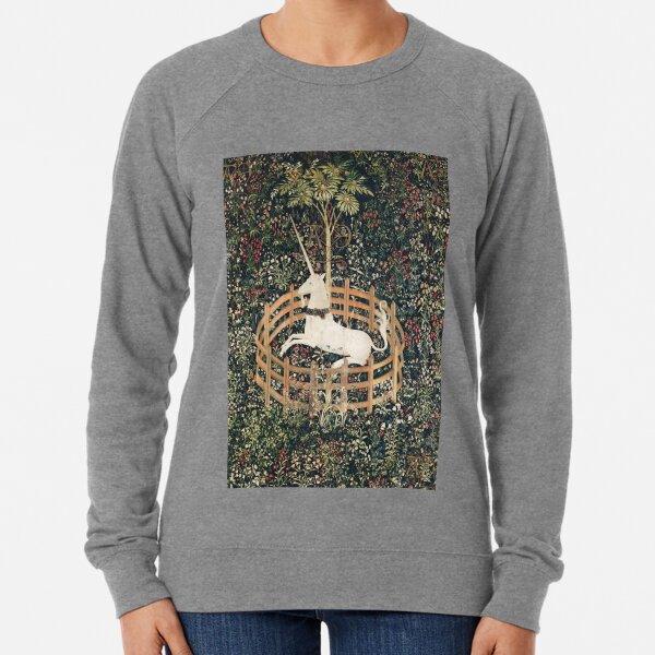 The Unicorn in Captivity  Lightweight Sweatshirt