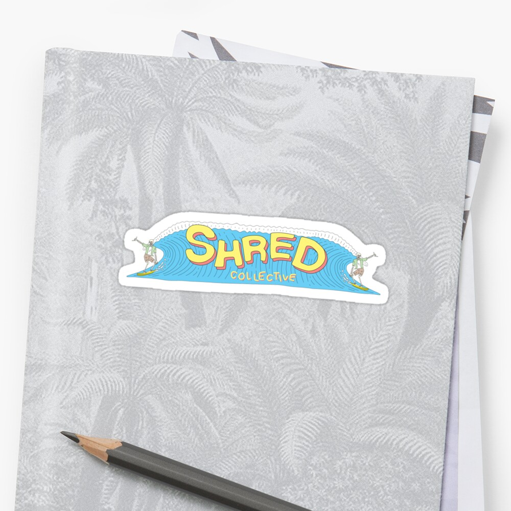 Shred Logo Getter by TheDarkKRONOS