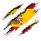 "Spain ""Tearing a New One"" by BlackCheetah"