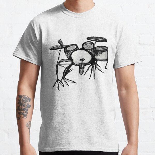 Awkward Drums Classic T-Shirt
