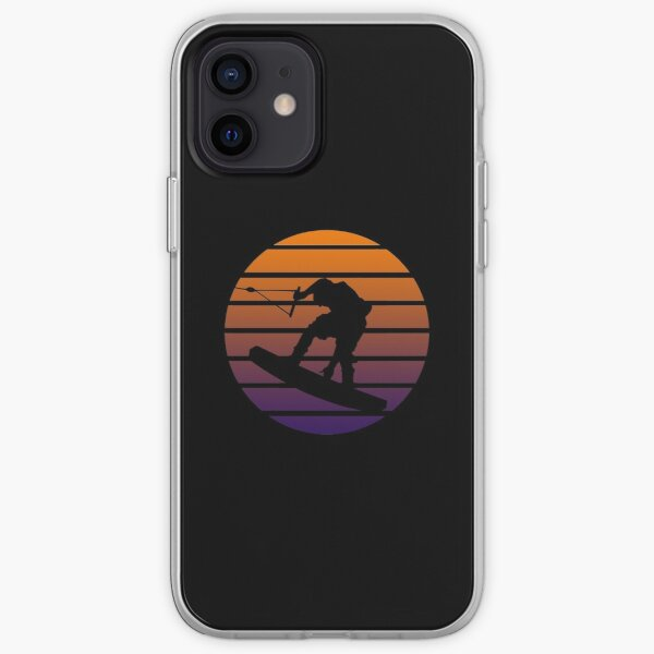 Wakeboard iPhone Soft Case