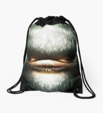 Little Evil Drawstring Bag