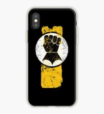 Armored Fist iPhone Case