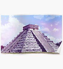 El Castillo Poster