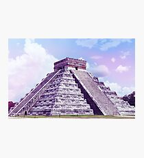 El Castillo Photographic Print