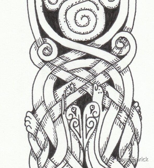 Dog knot by Isaac Emrick