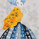 Dutch Girl by Carmen de Bruijn