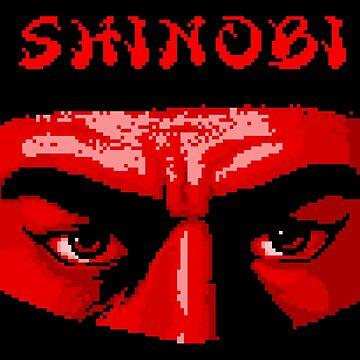 Shinobi - Eyes by Red-Ocelot86