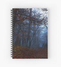 Elegy Spiral Notebook