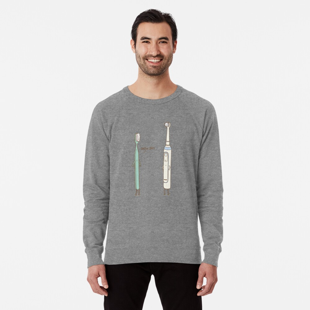 show off Lightweight Sweatshirt