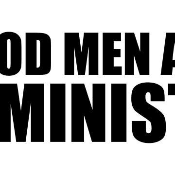 Good Men are Feminists by designite