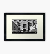 OWE Framed Print